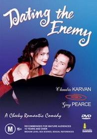 Flertando com o Inimigo - Poster / Capa / Cartaz - Oficial 1
