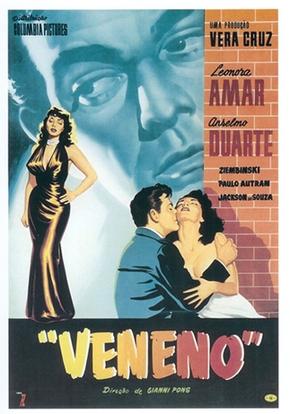 Resultado de imagem para filme veneno 1952