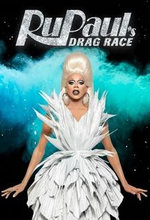 RuPaul's Drag Race (9ª Temporada) - Poster / Capa / Cartaz - Oficial 1
