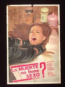 Um Véu Negro para Lisa - Poster / Capa / Cartaz - Oficial 4