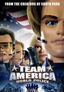 Team America - Detonando o Mundo - Poster / Capa / Cartaz - Oficial 4