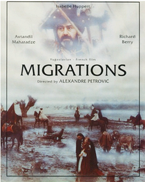 Migrations - Poster / Capa / Cartaz - Oficial 1