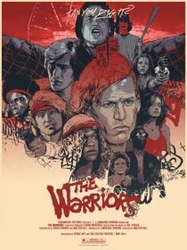 Warriors - Os Selvagens da Noite - Poster / Capa / Cartaz - Oficial 4