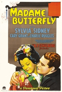 Madame Butterfly - Poster / Capa / Cartaz - Oficial 2