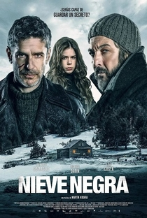 Neve Negra - Poster / Capa / Cartaz - Oficial 1