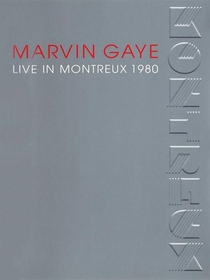 Marvin Gaye - Live in Montreux 1980 - Poster / Capa / Cartaz - Oficial 1