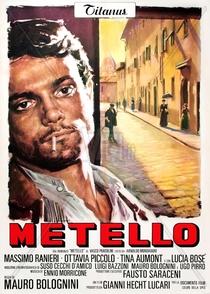 Metello - Poster / Capa / Cartaz - Oficial 1