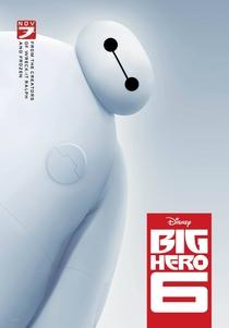 Operação Big Hero - Poster / Capa / Cartaz - Oficial 1