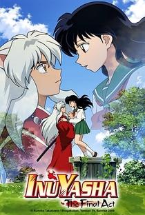 InuYasha (8ª Temporada) - Poster / Capa / Cartaz - Oficial 1