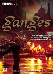 BBC - Ganges - Filha das Montanhas - Poster / Capa / Cartaz - Oficial 1