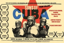 Filhos de Cuba - Poster / Capa / Cartaz - Oficial 1