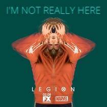 Legion (1ª Temporada) - Poster / Capa / Cartaz - Oficial 4