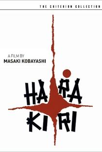 Harakiri - Poster / Capa / Cartaz - Oficial 3