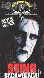 Sting: Back in Black - Poster / Capa / Cartaz - Oficial 1