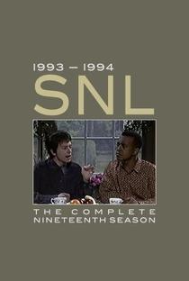 Saturday Night Live (19ª Temporada) - Poster / Capa / Cartaz - Oficial 1