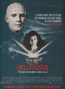 Hellraiser - Renascido do Inferno - Poster / Capa / Cartaz - Oficial 9