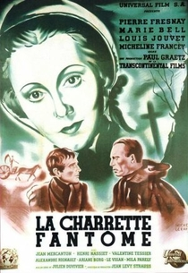 La Charrette Fantôme - Poster / Capa / Cartaz - Oficial 1