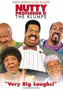 O Professor Aloprado 2 - A Família Klump - Poster / Capa / Cartaz - Oficial 2