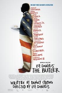 O Mordomo da Casa Branca - Poster / Capa / Cartaz - Oficial 3