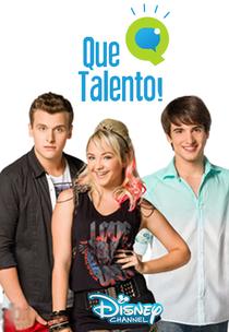Que Talento! (1ª Temporada) - Poster / Capa / Cartaz - Oficial 1