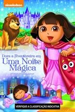 Dora a Aventureira em uma Noite Mágica - Poster / Capa / Cartaz - Oficial 1