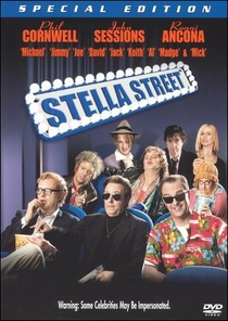 Os Moradores da Rua Stella - Poster / Capa / Cartaz - Oficial 1
