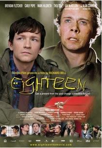 Eighteen - Poster / Capa / Cartaz - Oficial 1