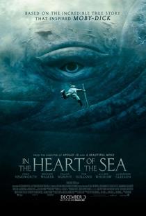 No Coração do Mar - Poster / Capa / Cartaz - Oficial 7