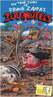 The True Story of Frank Zappa's 200 Motels - Poster / Capa / Cartaz - Oficial 1