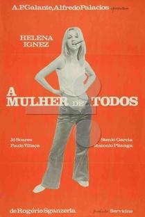 A Mulher de Todos - Poster / Capa / Cartaz - Oficial 2