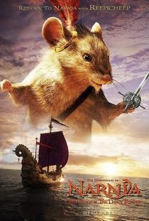 As Crônicas de Nárnia: A Viagem do Peregrino da Alvorada - Poster / Capa / Cartaz - Oficial 8