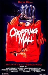 Chopping Mall - Poster / Capa / Cartaz - Oficial 3