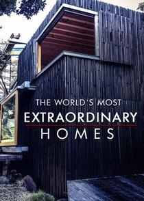 As casas mais extraordinárias do mundo - Poster / Capa / Cartaz - Oficial 1