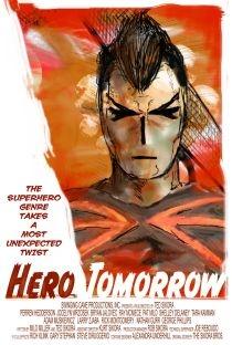 Hero Tomorrow - Poster / Capa / Cartaz - Oficial 4