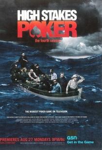 High Stakes Poker (4ª Temporada) - Poster / Capa / Cartaz - Oficial 1