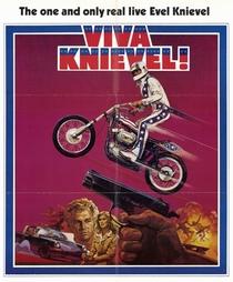 Viva Knievel! - Poster / Capa / Cartaz - Oficial 1