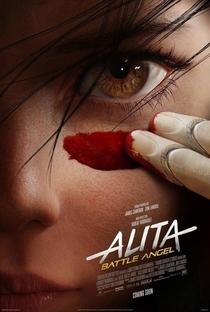 Alita: Anjo de Combate - Poster / Capa / Cartaz - Oficial 1