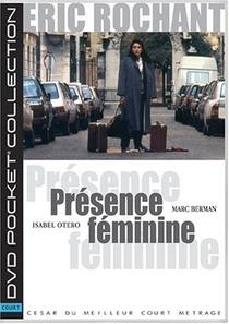 Présence féminine - Poster / Capa / Cartaz - Oficial 1