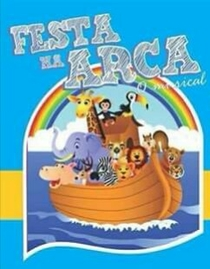 Festa na Arca  - Poster / Capa / Cartaz - Oficial 1