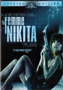 Nikita - Criada para Matar - Poster / Capa / Cartaz - Oficial 5