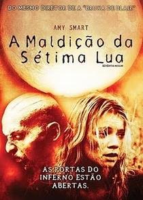 A Maldição da Sétima Lua - Poster / Capa / Cartaz - Oficial 2