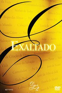 Exaltado - Diante do Trono 2 - Poster / Capa / Cartaz - Oficial 1