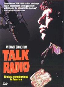 Talk Radio - Verdades Que Matam - Poster / Capa / Cartaz - Oficial 2