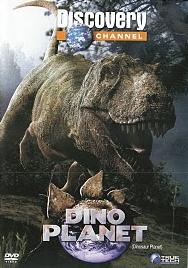 Dino Planet: Das, O Caçador / O Ovo de Alpha - Poster / Capa / Cartaz - Oficial 1