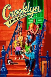 Crooklyn - Uma Família de Pernas pro Ar - Poster / Capa / Cartaz - Oficial 1