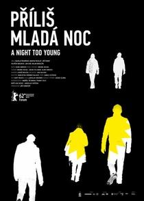 A Night Too Young - Poster / Capa / Cartaz - Oficial 3