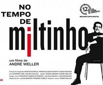 No tempo de Miltinho - Poster / Capa / Cartaz - Oficial 1