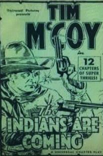 Os Índios do Oeste - Poster / Capa / Cartaz - Oficial 1
