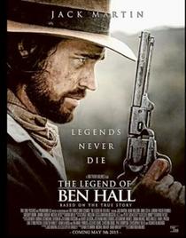 A Lenda de Ben Hall - Poster / Capa / Cartaz - Oficial 1