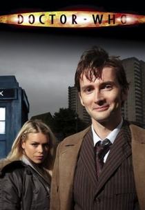 Doctor Who (2ª Temporada) - Poster / Capa / Cartaz - Oficial 4
